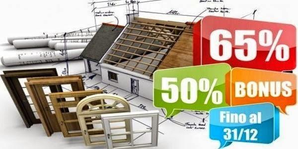 Detrazioni fiscali 50% sulle ristrutturazioni edilizie