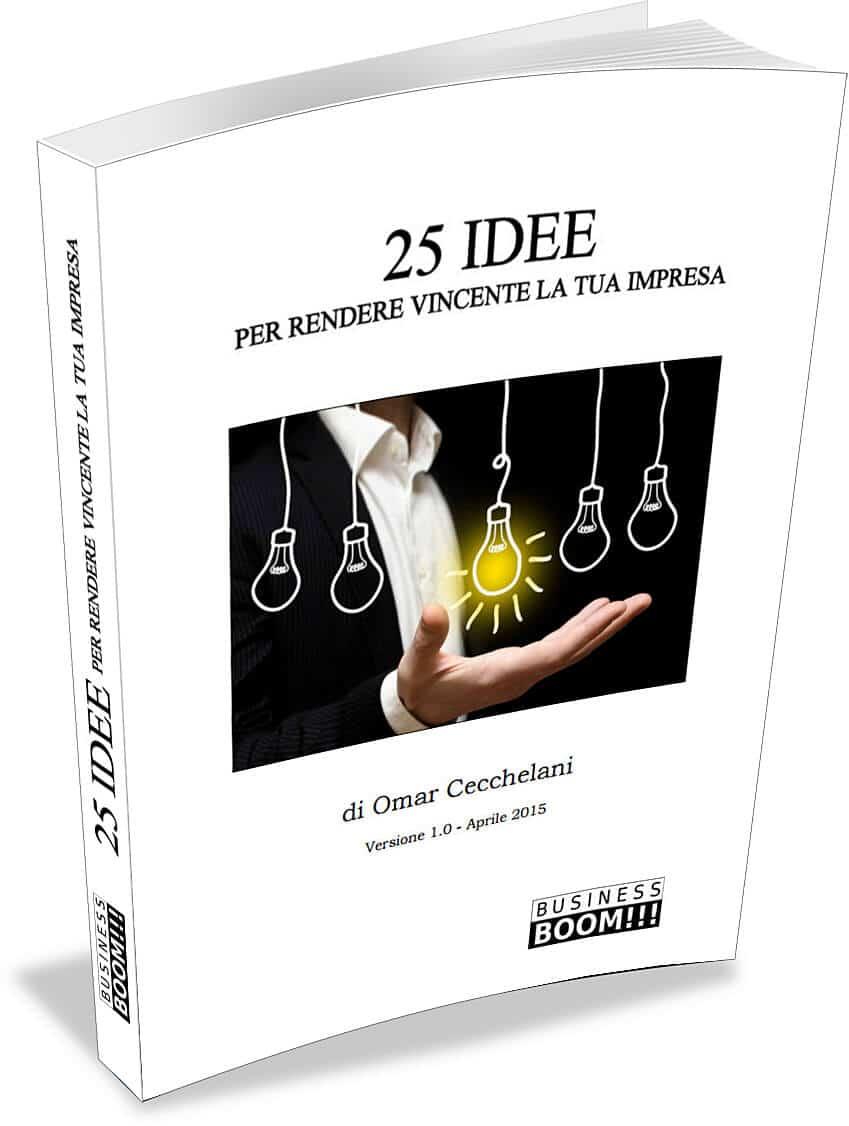 25 Idee per rendere vincente la tua impresa