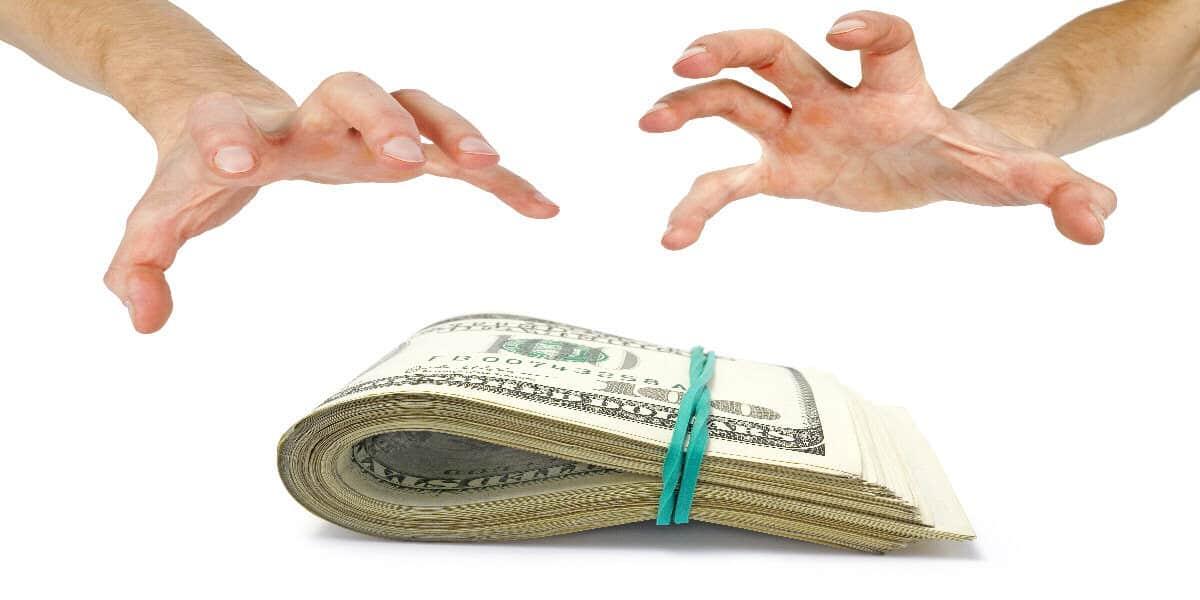 Come evitare il pignoramento di stipendio