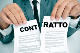 Termini di disdetta contratto di affitto