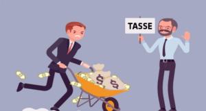 Come non pagare le tasse