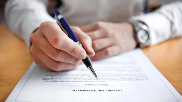 accettazione eredità con beneficio di inventario